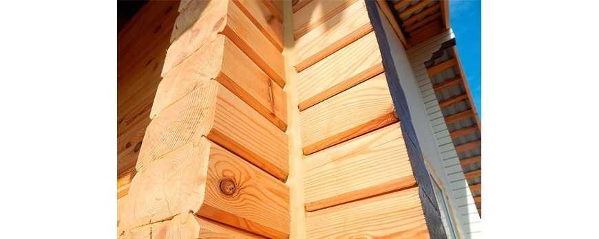 Casa de madera. Complejidad y velocidad de la construcción de la estructura.
